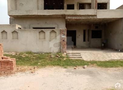 Double Storey Beautiful House For Sale At Azhar Residencies Okara
