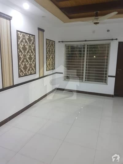 12 MARLA LOWER PORTION IS AVAILABLE FOR RENT AT CANAL BANK ROAD