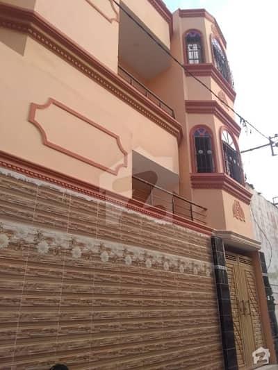 لانڈھی کراچی میں 6 کمروں کا 3 مرلہ مکان 95 لاکھ میں برائے فروخت۔