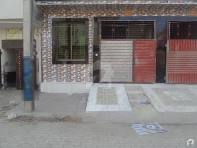 Double Storey Beautiful House For Sale In Shadman Colony Okara