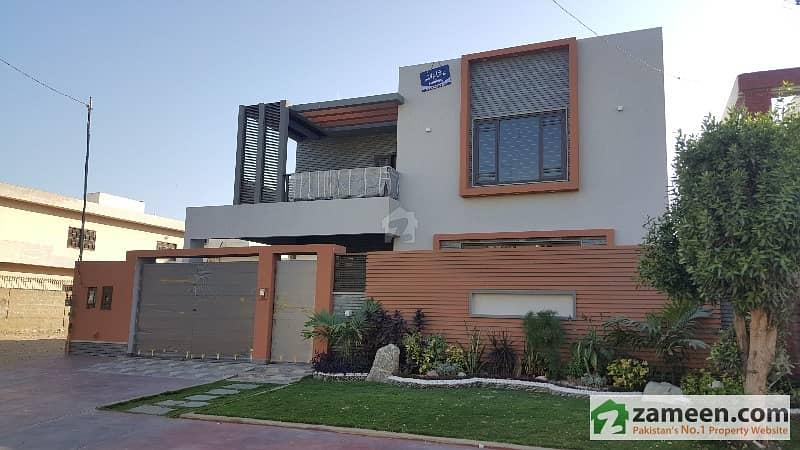 ڈی ایچ اے فیز 5 ڈی ایچ اے کراچی میں 5 کمروں کا 1 کنال مکان 13.5 کروڑ میں برائے فروخت۔