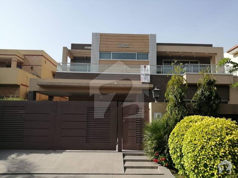 ڈی ایچ اے فیز 5 ڈیفنس (ڈی ایچ اے) لاہور میں 6 کمروں کا 1 کنال مکان 5.5 کروڑ میں برائے فروخت۔