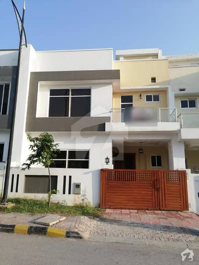 5 Marla Brand New House For Sale In Bahria Enclave Islamabad