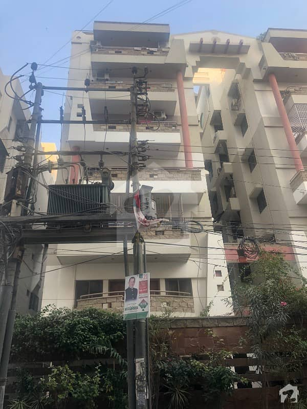 Habib Residency 3bedroom Apartment for sale