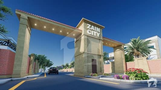 Commercial Plot For Sale In Zain City