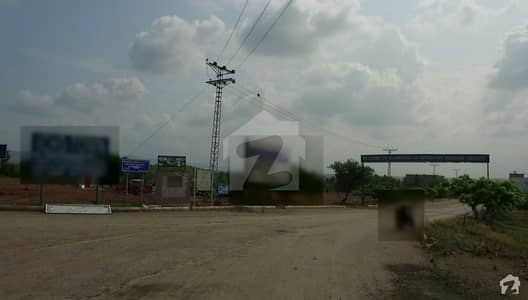 Commercial Plot Available For Sale In  ICHS Town - Phase 1