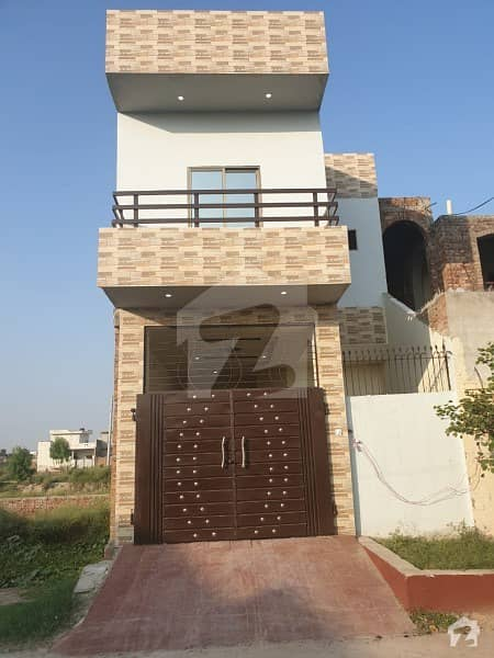 Double Storey House For Sale In New Canal Garden