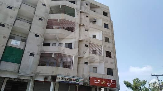 Flat Is Available For Sale 4th Floor Mahin Apartment Latifabad Unit No 8