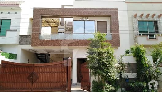 10 Maral Brand New House For Sale In Jasmine Block Of Park View Villas Lahore