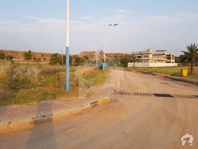 Residential Plot For Sale In Sector A Gate Opposite Giga Mall