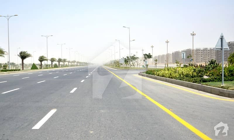 Precinct 1 Excellent Location Plot Available For Sale In Bahria Town Karachi
