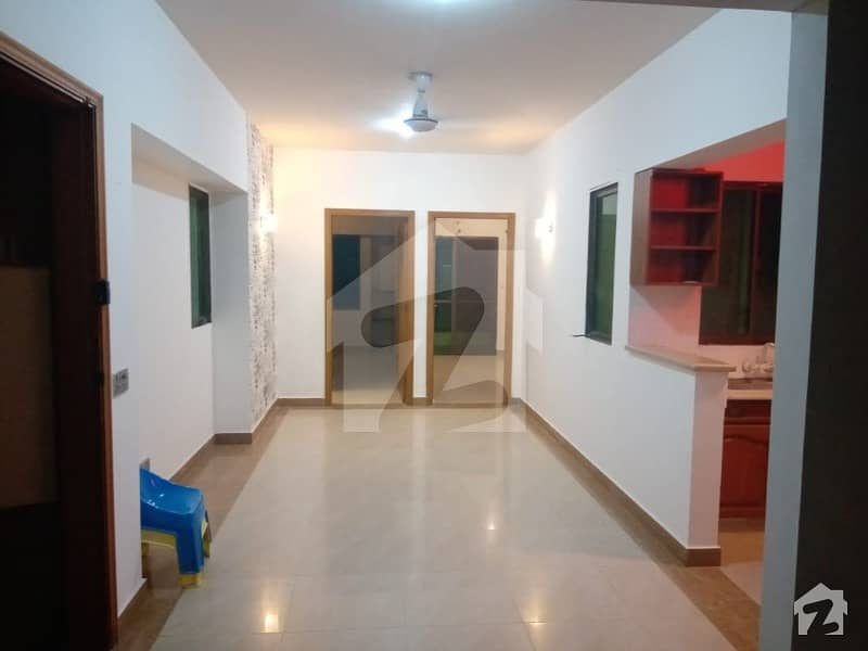 Dha Phase 6 Ittehad Commercial 2 Bedrooms Apartment 2nd Floor For Rent