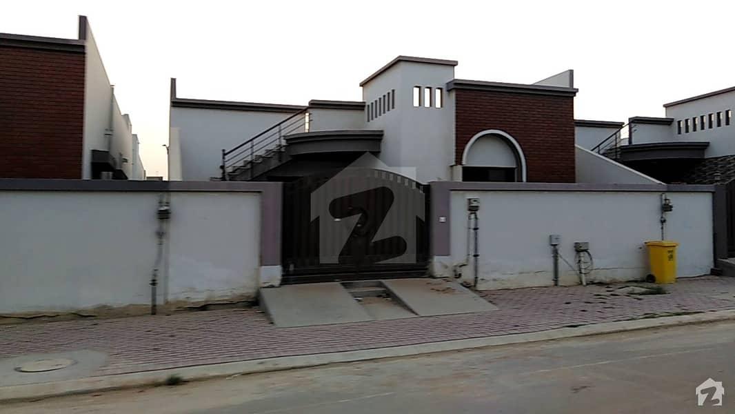 Saima Arabian Villas 160 Sq Yards West Open Main 100 Feet Road Facing Block A