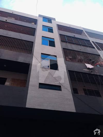 1200 Sq Feet 3rd Floor Apartment Available For Sale In DHA Phase 6