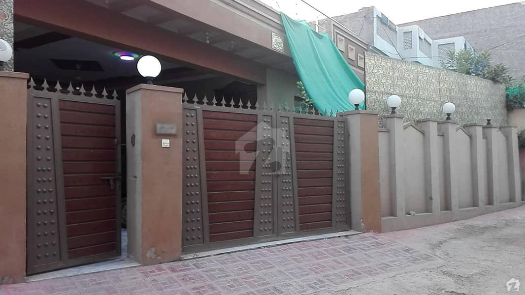 10 Marla Spacious House For Sale