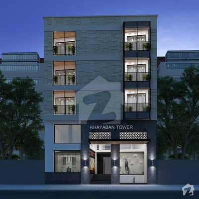 Khayaban Tower Commercial Plaza For Sale