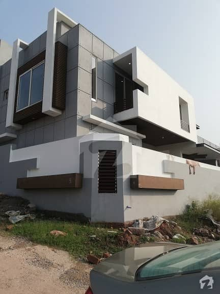 Double Storey House Is Available For Sale In Korang Road
