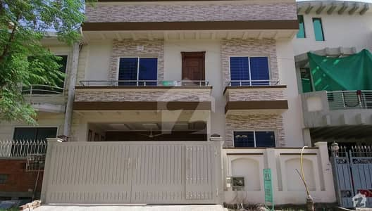 KPK Property offering A 30×60 Brand New Double unit House For Sale In G-13/2 Islamabad