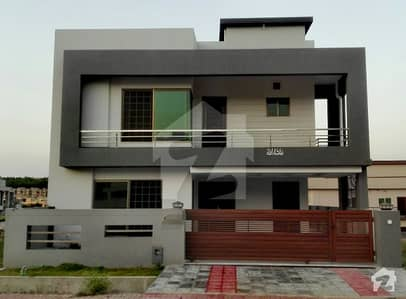 12 Marla Double Storey Brand New House For Sale Bahria Town Phase 8 Overseas Sector 2 Rwp