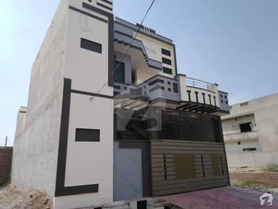 Double Storey House Is Available For Sale In G Block