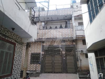 4. 25 Marla House For Sale Double Storey In Mumtaz Gondal Colony