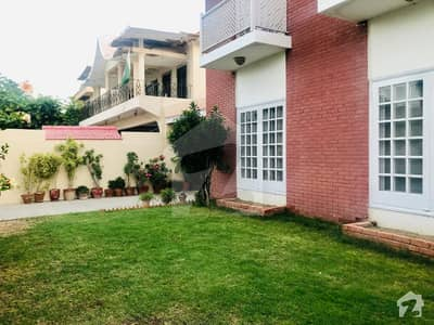 Semi Furnished 4 Bed House For Rent