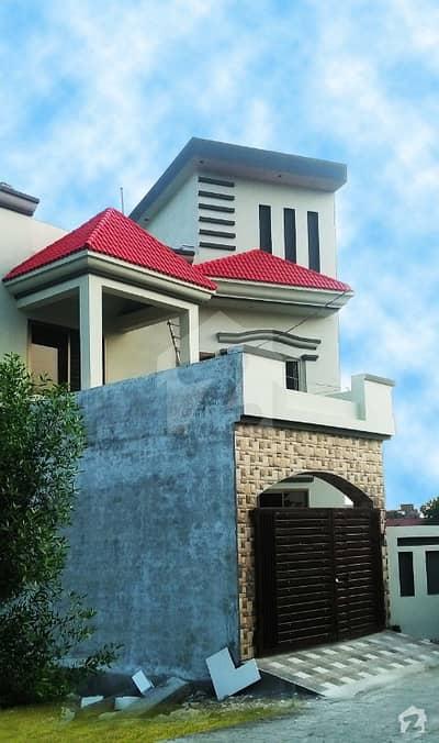 Brand new house Sunfort 7 Marla