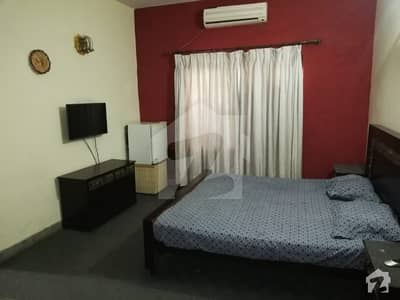 1 Room Attached Bath Fully Furnished  On Rent