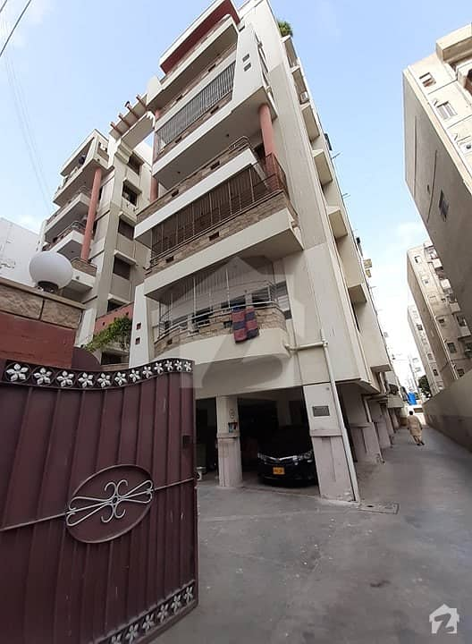 Al Habib Residency 3 Bed Dd Flat For Sale  In Civil Lines