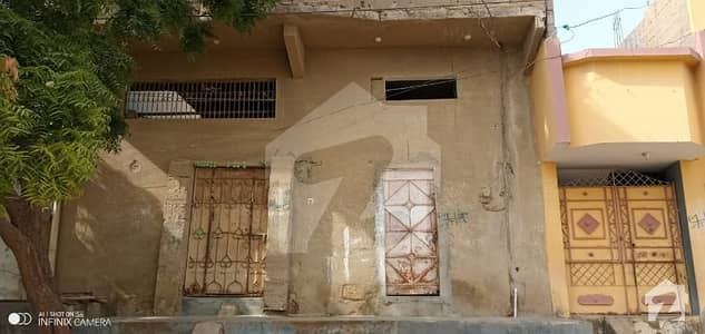 R. C. C House Is Available For Sale In Khuda Ki Basti Phase-01