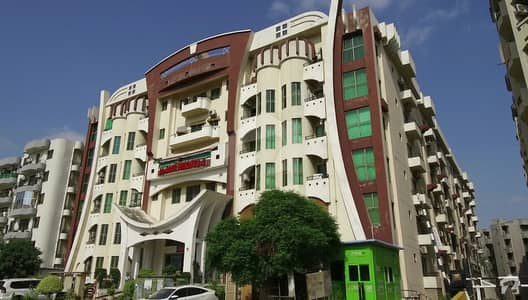 F-1/1 Al Safa Heights Apartment Is Available For Sale With 3 Bed Bath D/D Servant Quarter