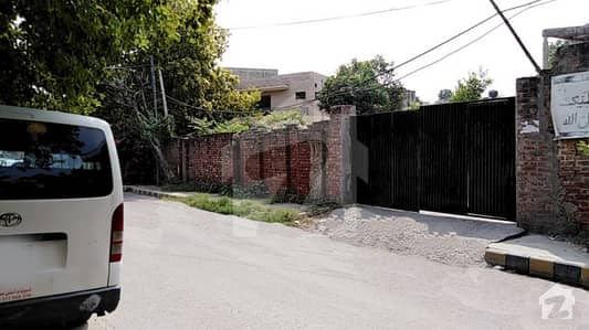 58 Marla Plot For Sale On Jail Road Lahore