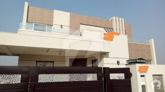 1 Kanal Lowest Price Brand New Outclass Bungalow For Sale Near Park