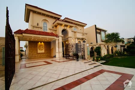 Leads Presenting Spanish Design Brand New Bungalow In Dha Lahore