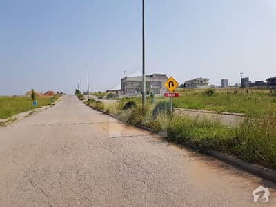 Boulevard Corner Plot Available For Sale In DHA Phase 5  Sector A