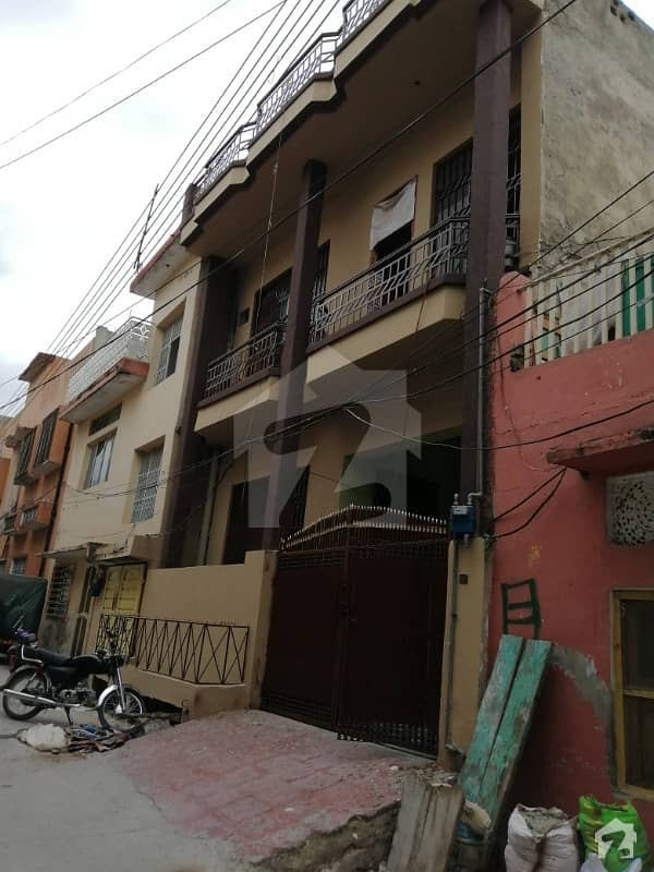 4.7 Marla Double Storey House Is Available For Sale