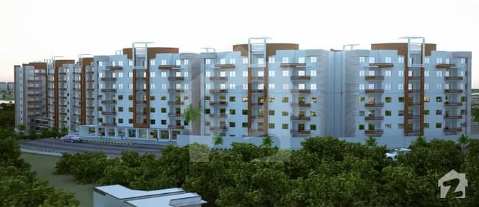 Kohsar Icon 4 Rooms Apartment For Sale