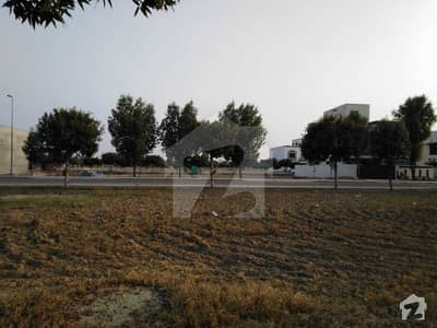 5 Marla Commercial Plot Is Available For Sale On Main 150 Boulevard Bahria Town Lahore
