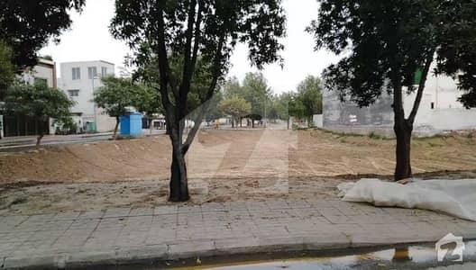 1 Kanal Plot For Sale Overseas B Block Bahria Town Lahore