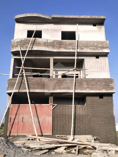 5 Marla House Near Kashmir Highway Tayyab Garden For Exchange With Any Kind Of Property