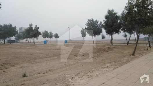 Phase 1 Eastern Block 5 Marla Plot For Sale On Ground Possesion Hot Location