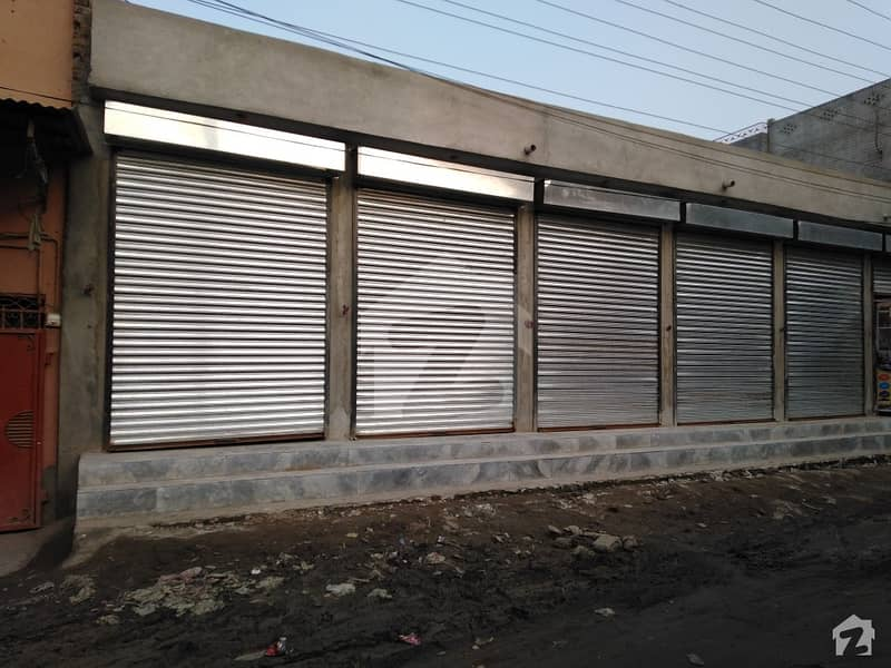 2.5 Marla Commercial Shop For Sale