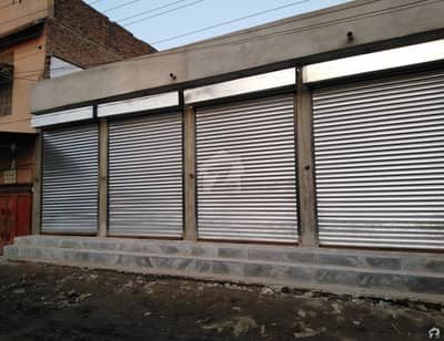 120 Square Feet Commercial Shop For Sale