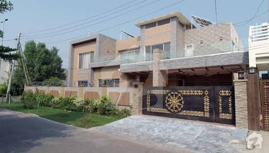 1 Kanal Corner Bungalow For Sale In C Block Of Divine Garden Lahore