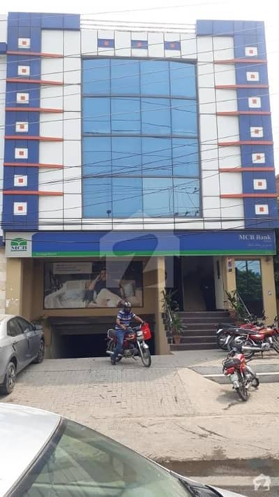 Johar Town Bank Rental 1 Kanal Commercial Building For Sale