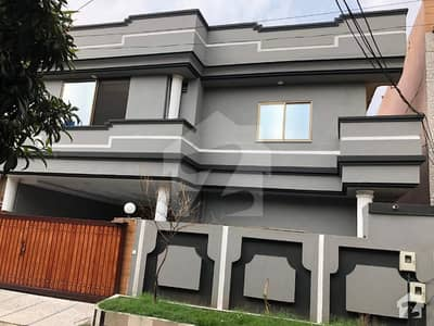 Beautiful Double Storey Single Unit In Chaklala Scheme 3 Khayaban E Tanveer