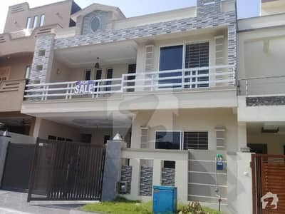 Brand New Double Storey Beautiful House For Sale In Cbr Town Phase 1