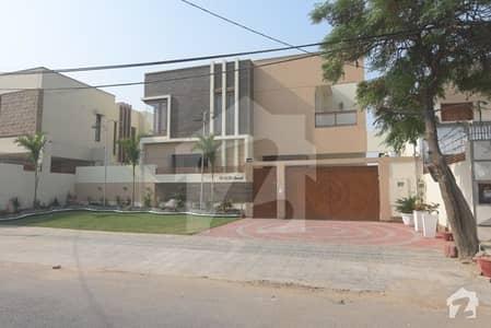 ڈی ایچ اے فیز 7 ڈی ایچ اے کراچی میں 5 کمروں کا 1 کنال مکان 10.5 کروڑ میں برائے فروخت۔