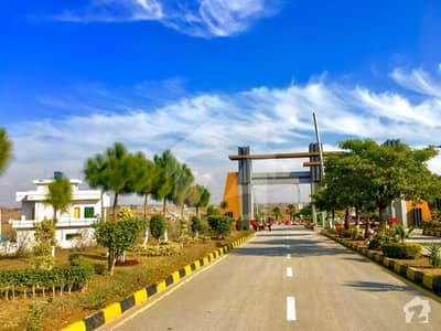 1 Kanal Plot For Sale In University Town Block A
