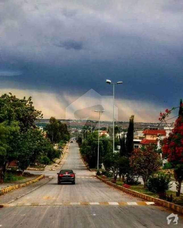 5 Marla Plot Is Available For Sale In Naval Anchorage Islamabad